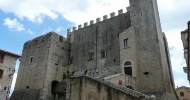 Castello baronale Maenza