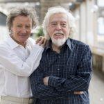 Glauco Mauri e Roberto Sturno tornano al Teatro Tor Bella Monaca con Variazioni Enigmatiche