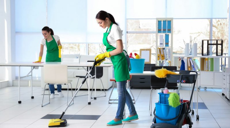 imprese di pulizie per uffici a roma