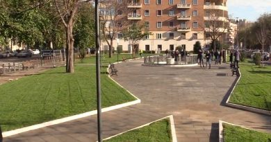 Giardino Amba Aradam Roma