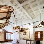 Virtual Tour della Mostra di Leonardo da Vinci nel Palazzo della Cancelleria