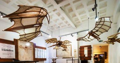 Virtual Tour della Mostra di Leonardo da Vinci