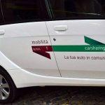 Abolito il pagamento del canone per gli operatori di car sharing a Roma