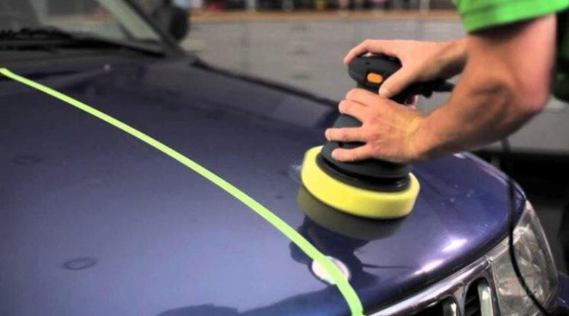 prezzo per la lucidatura dell'auto a Roma