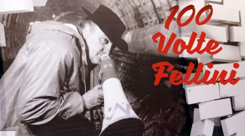 100 volte Fellini