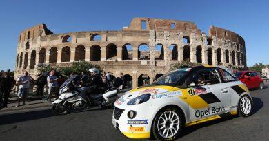 ERC Rally di Roma Capitale