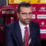 Grave incidente per Morgan De Sanctis direttore sportivo della Roma: operato al Policlinico Gemelli