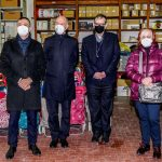 "Emergenza freddo a Roma: da Salvamamme 55 Kit ""soccorso caldo"" per i clochard assistiti dall'Elemosineria Apostolica"
