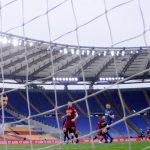 La Roma manca l'aggancio al secondo posto