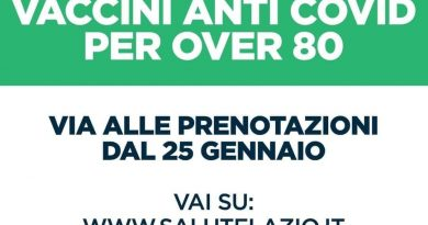 vaccini anti covid over80 Lazio