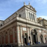 San Giovanni Bosco e San Giuseppe nella Chiesa del Sacro Cuore a Castro Pretorio