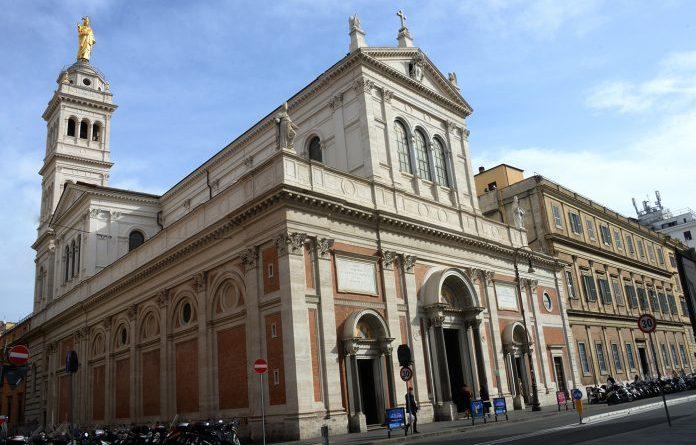 Chiesa del Sacro Cuore a Castro Pretorio