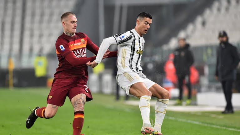 Juventus Roma 6 febbraio 2021