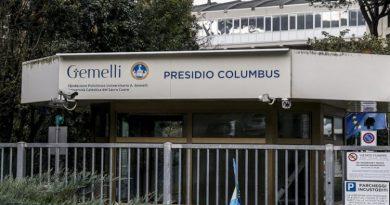 Roma Gemelli presidio Columbus