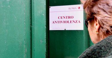 centro antiviolenza via titano