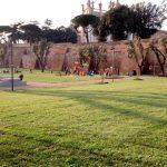 Riaperti giardini via Sannio: rinnovati e riqualificati