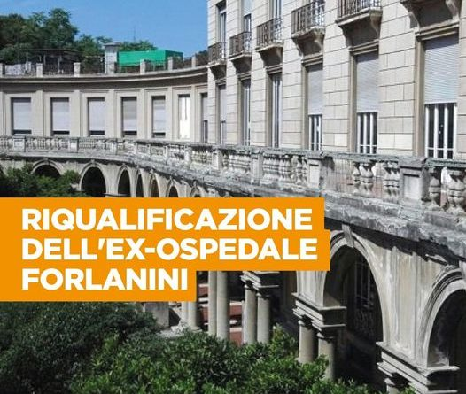 riqualificazione ex ospedale Forlanini