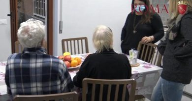 cohousing anziani Roma