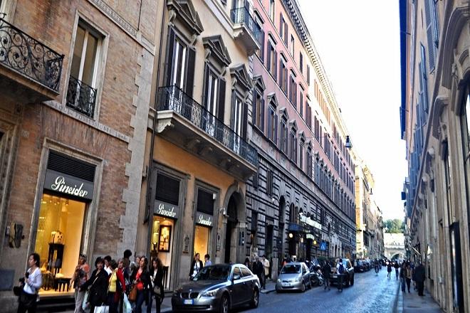 via macelli Roma