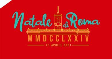 Natale di Roma 2021