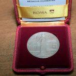 2774° Natale di Roma: ecco la medaglia celebrativa