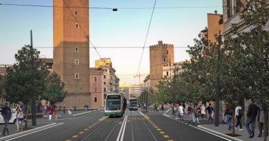 tram ricci vittorio - ph comune di roma