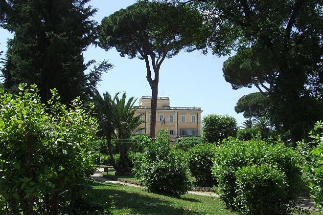 Villa Celimontana Roma - ph ufficio stampa comune