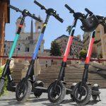 Nuovi parcheggi riservati per monopattini e biciclette in centro città