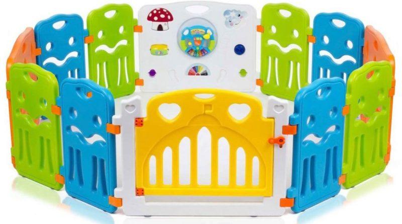recinti per bambini - ph bimbosicuro.info