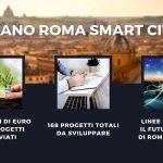 Roma smart city 2030: tutte le strade portano al futuro
