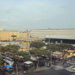 Concorso riqualificazione Piazza dei Cinquecento: ecco la graduatoria provvisoria progetti