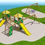 La Raggi riqualifica 30 aree gioco nei nidi e nelle scuole dell'infanzia