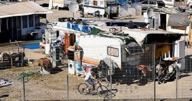 campo nomadi - ph comune roma