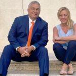 Viktor Orbán in visita privata a Roma incontra Giorgia Meloni