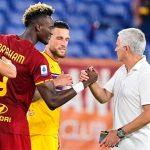 La Roma di José Mourinho cade contro l'Hellas Verona del nuovo tecnico Igor Tudor