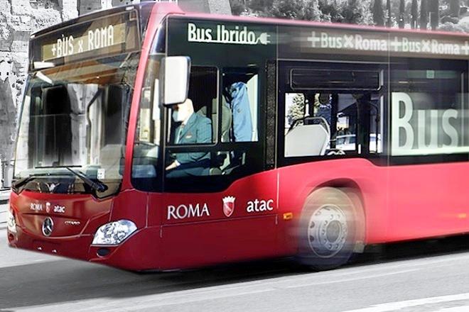 atac ibrido - ph comune di roma