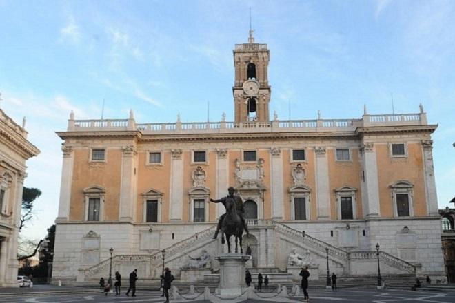 campidoglio palazzo_senatorio - ph comune roma