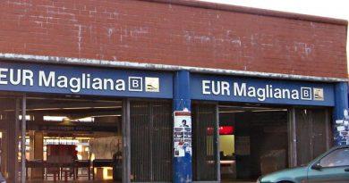 Stazione Eur Magliana - ph comune roma