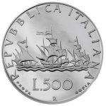 500 lire con le caravelle rovesciate: perchè valgono una fortuna